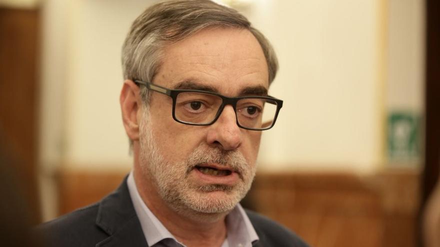 """Ciudadanos ve a Iceta como """"abogado defensor"""" de los independentistas y exige que de los presos se ocupen los jueces"""