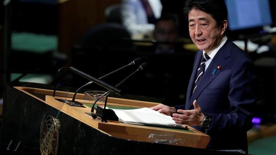 El primer ministro japonés anunciará hoy elecciones anticipadas en octubre