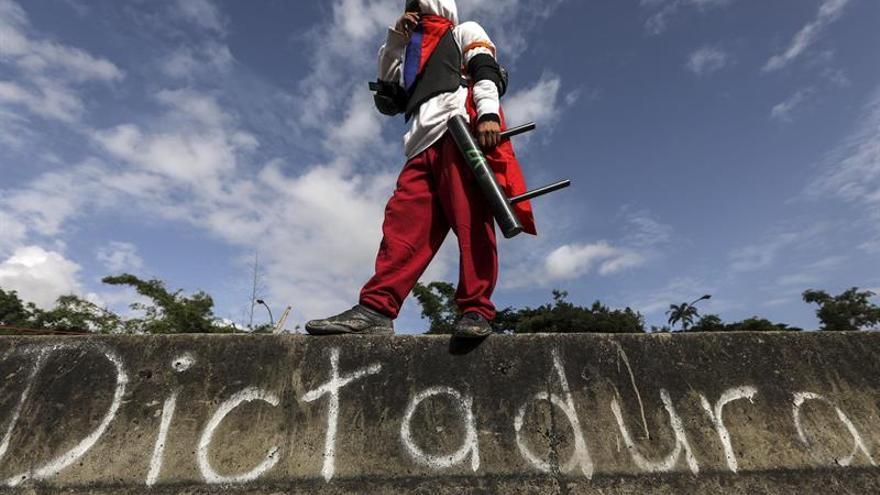 La oposición venezolana convoca para mañana una gran marcha contra la Constituyente