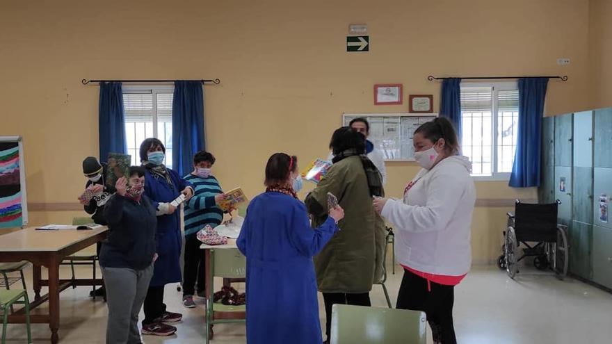 Malestar por la falta de información en el último centro de discapacitados de Córdoba en recibir la vacuna de la Covid