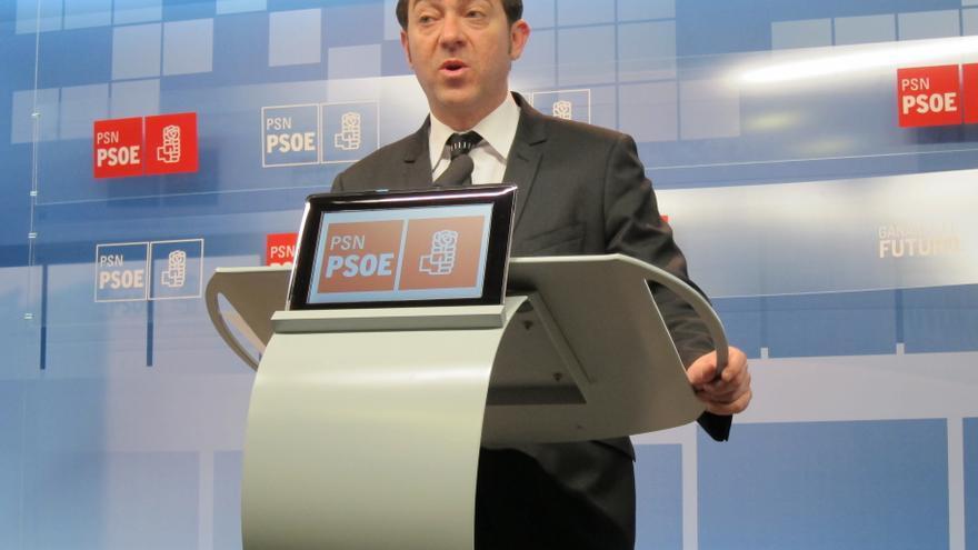 """PSN rechaza el reparto de trabajo planteado por el Gobierno navarro y dice que es """"una medida muy al estilo Merkel"""""""