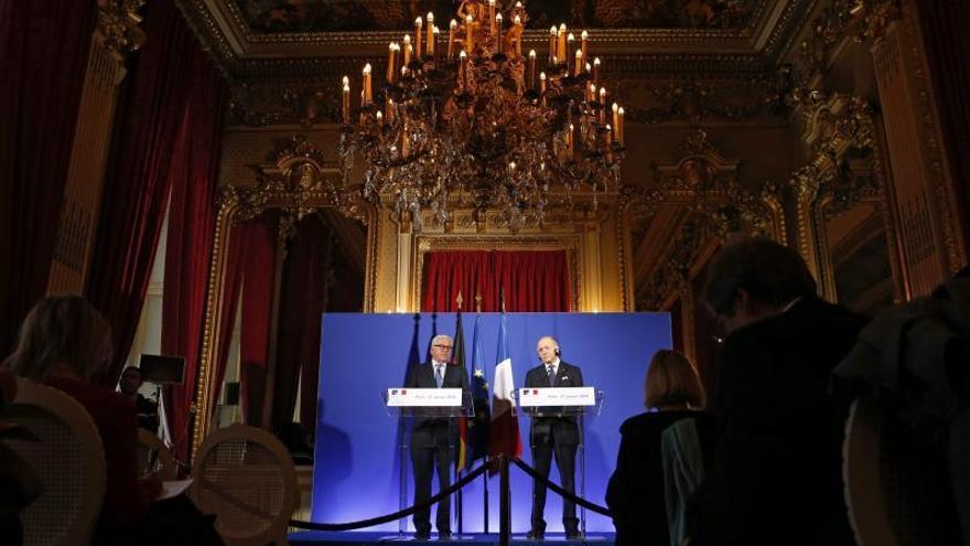 Francia y Alemania muestran un moderado optimismo sobre Ginebra 2