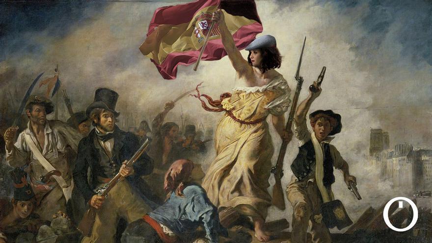 A Isabel le llaman Libertad