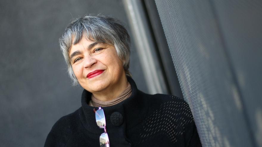 La filóloga Ana López.