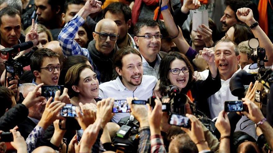 """Podemos asegura que """"la elección ahora es entre Rajoy o Pablo"""""""