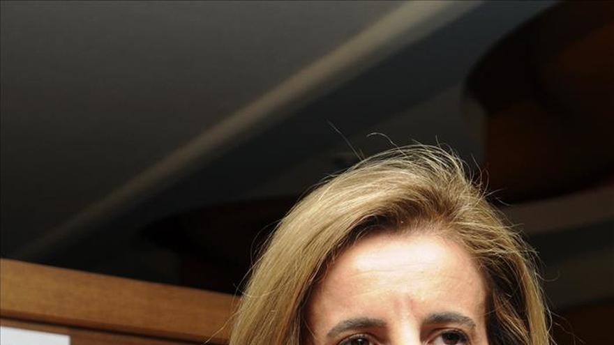 Báñez tras la agresión a Rajoy: Los candidatos nos quedamos con el afecto de la gente