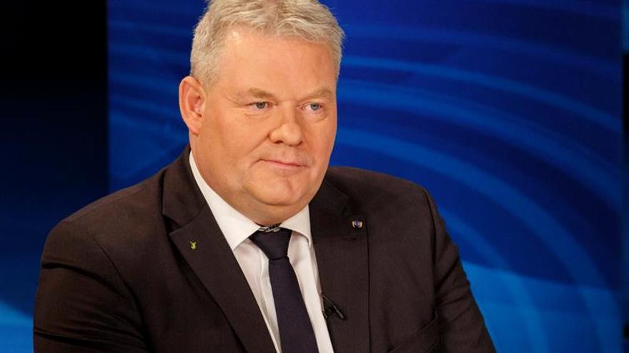 El primer ministro islandés anuncia su dimisión