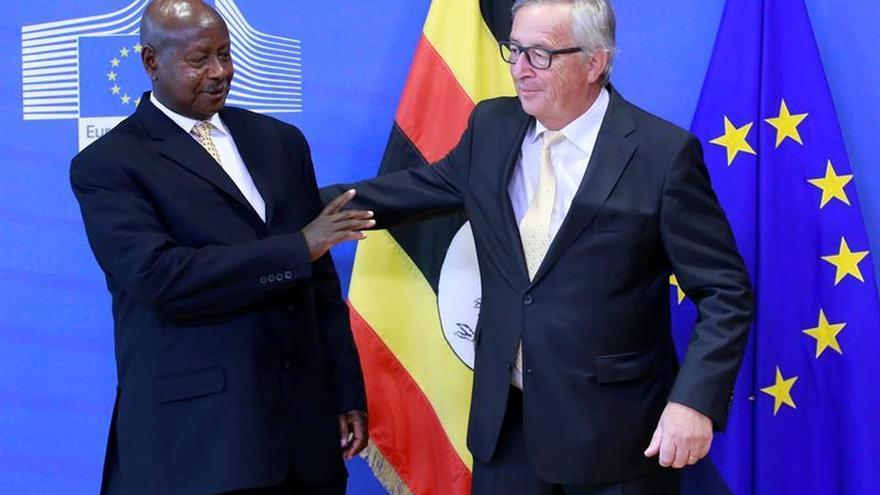 El presidente de Uganda acusa a la ONU de preservar el terrorismo en la RDC