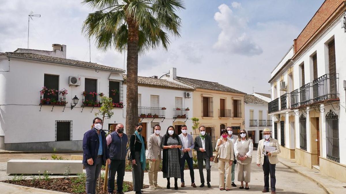 El jurado reunido en Cañete