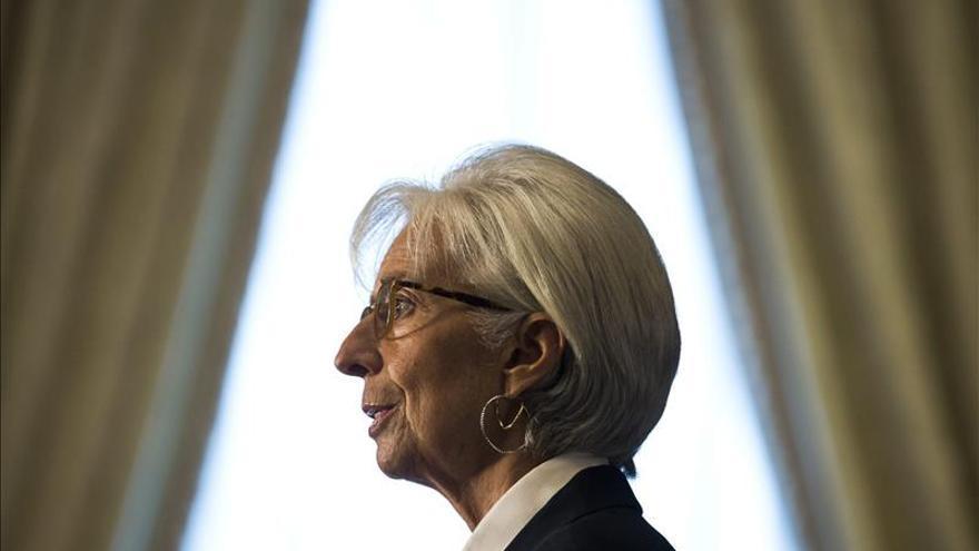 Lagarde respalda la inclusión del yuan en la cesta de divisas del FMI