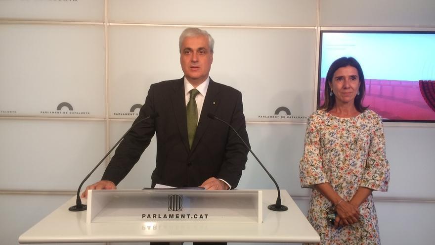 """Germà Gordó cree que Puigdemont """"se equivocó"""" con el cese de Baiget como conseller por cuestionar el 1-O"""