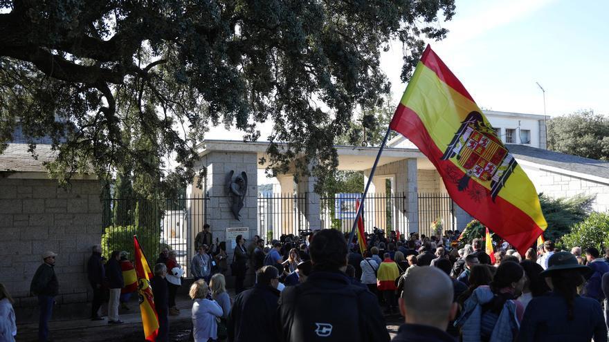 ERC, Junts y Bildu creen que la exhumación de Franco vulnera la Ley de Memoria por la exaltación del franquismo