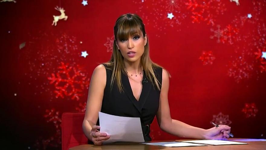 Sandra Sabatés en 'Zapeando'