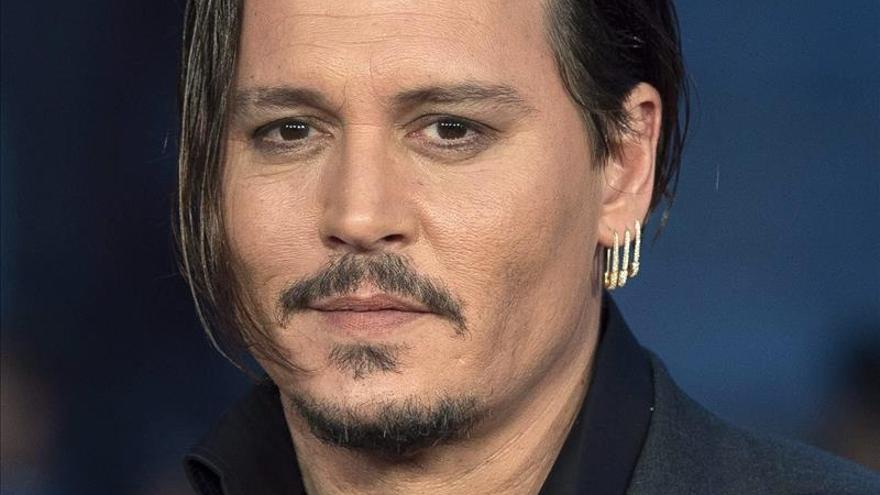 Johnny Depp es el actor más sobrepagado de Hollywood, según Forbes