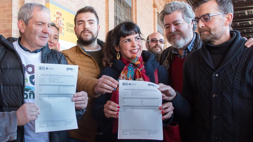 'Salvemos Doñana' registra casi 200.000 firmas pidiendo al Estado la paralización del proyecto de gas