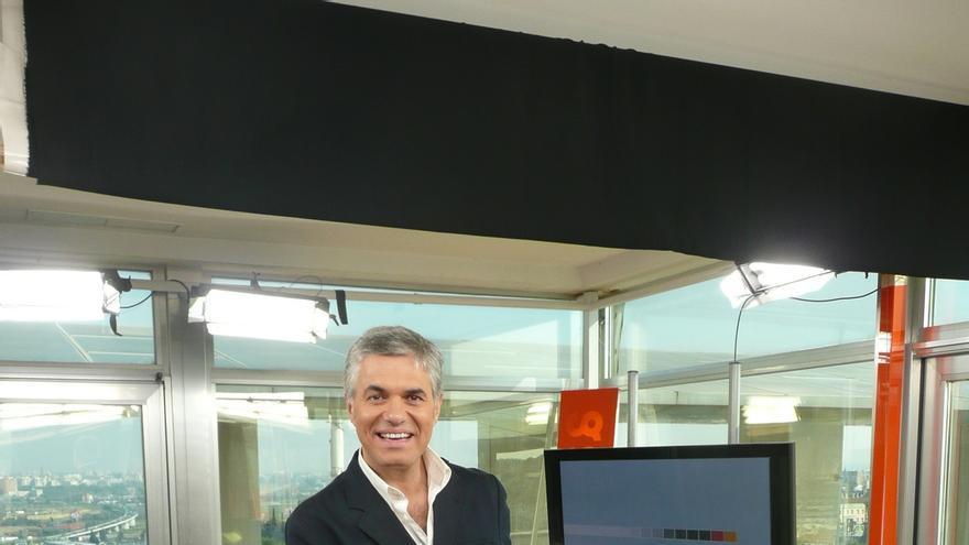 El presentador Agustín Bravo cerrará la lista de Ciudadanos por Sevilla