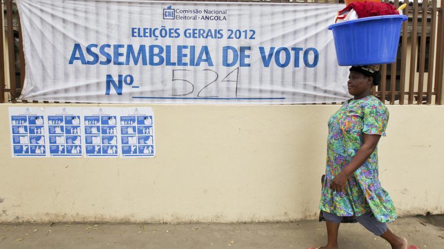 Abren sin incidentes las urnas en las elecciones generales de Angola