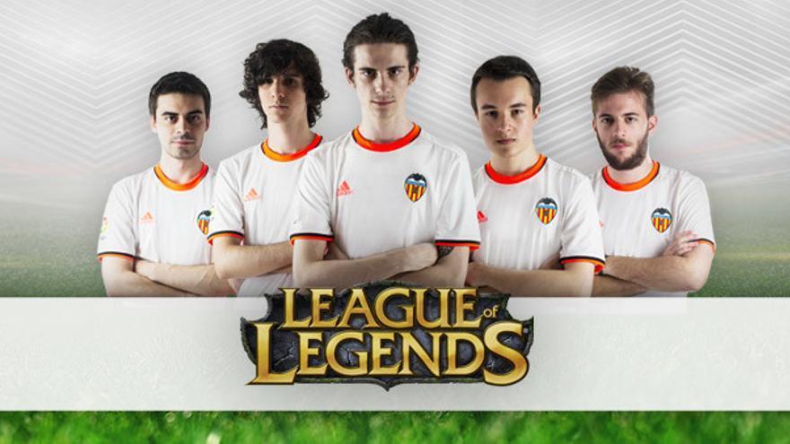Equipo del Valencia CF de League of Legends.
