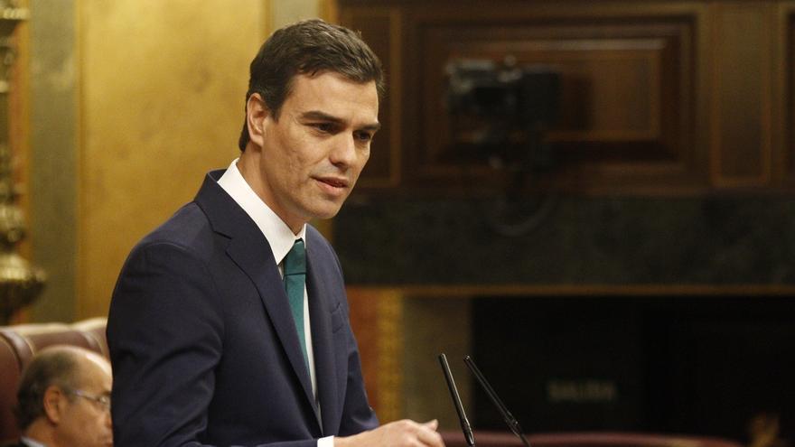 """Pedro Sánchez advierte de que """"la ley no basta para resolver un conflicto"""""""