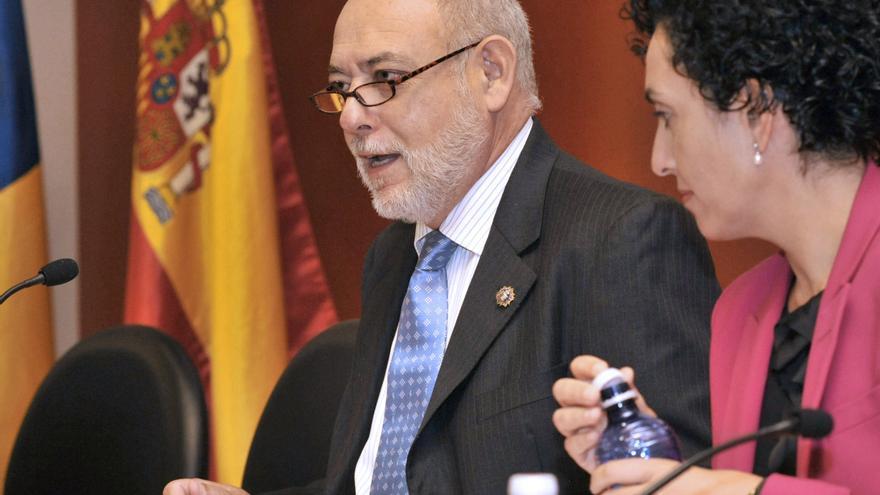 El nuevo fiscal jefe, José Manuel Maza.
