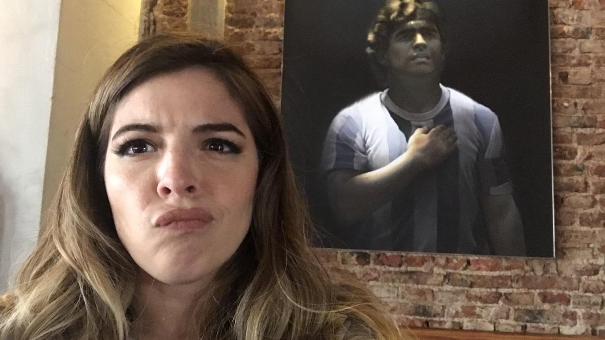 Dalma Maradona sigue buscando justicia tras la muerte de su papá.