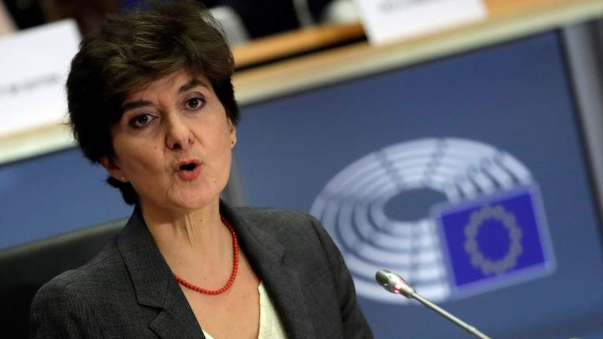 La comisaria designada francesa pende de un hilo tras el nuevo rechazo de la Eurocámara