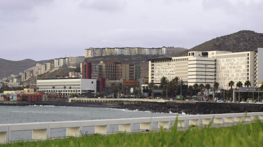 Hospital Insular y Materno Infantil en Las Palmas de Gran Canaria