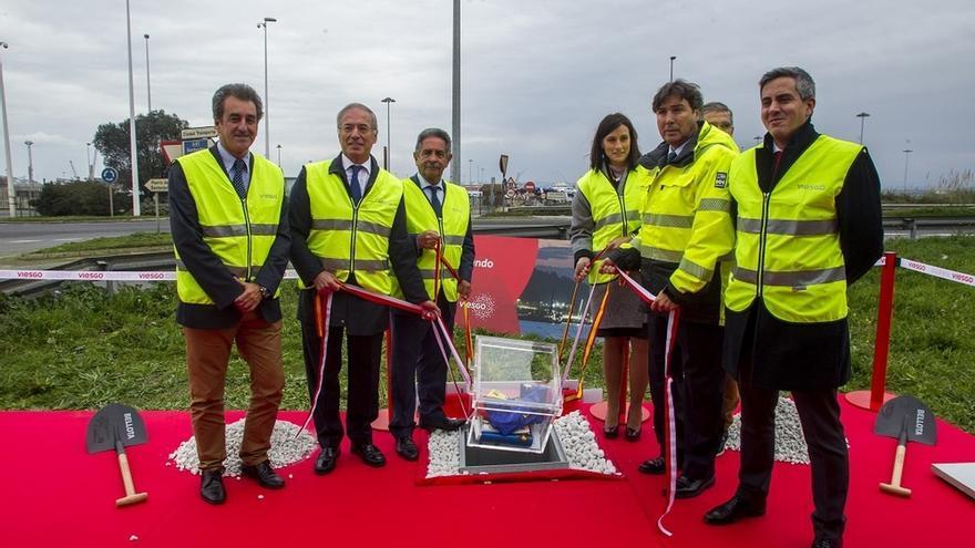 Comienzan las obras de la nueva subestación de Viesgo en el Puerto de Santander, con 7,8 millones de inversión