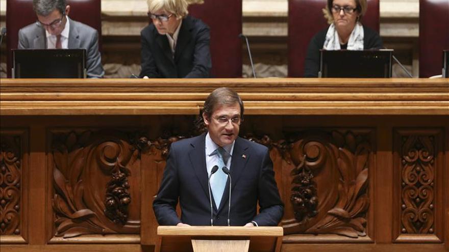 Polémica en Portugal por una deuda de Passos Coelho con la Seguridad Social