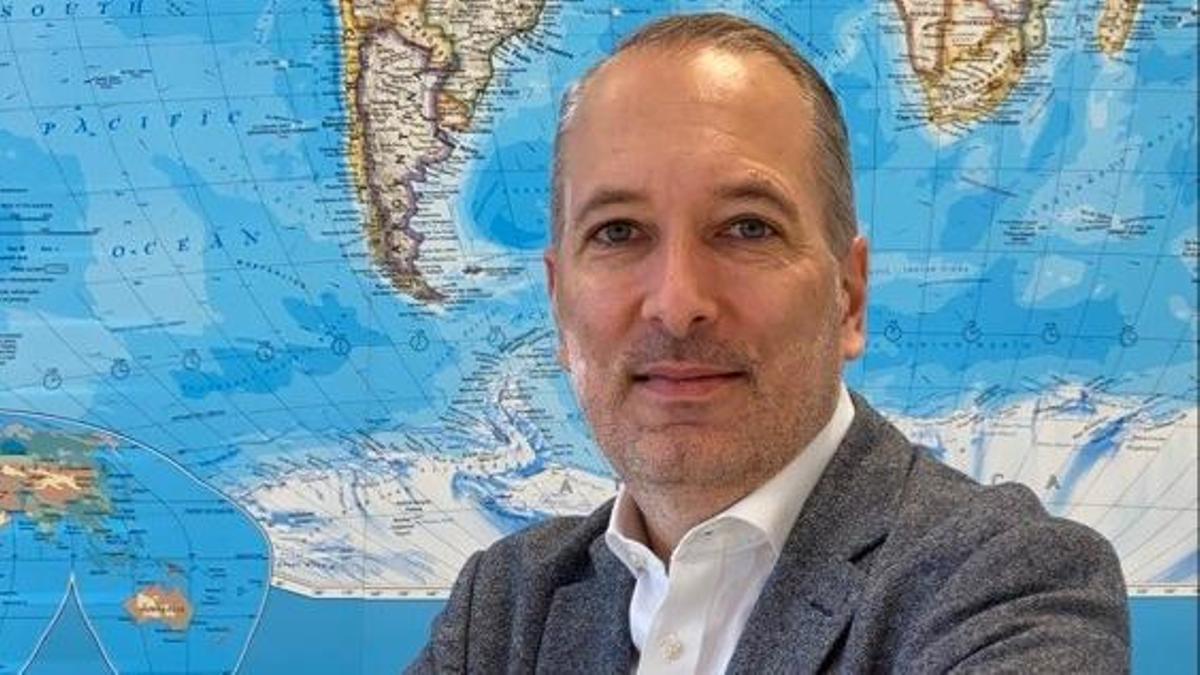 Markus Haupt será el futuro presidente de Volkswagen Navarra SA y director general de la planta de Pamplona.