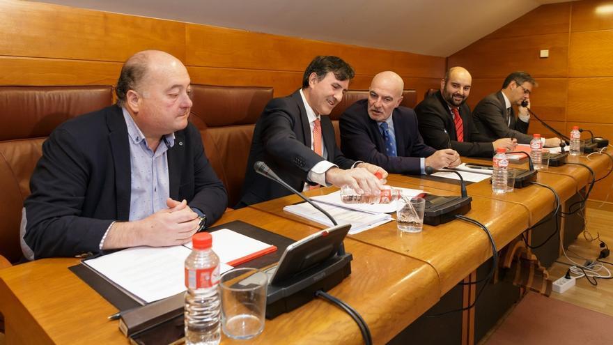 """Mañanes admite que el proyecto del Reina Sofía en Santander """"no es una prioridad"""" para la Consejería de Cultura"""