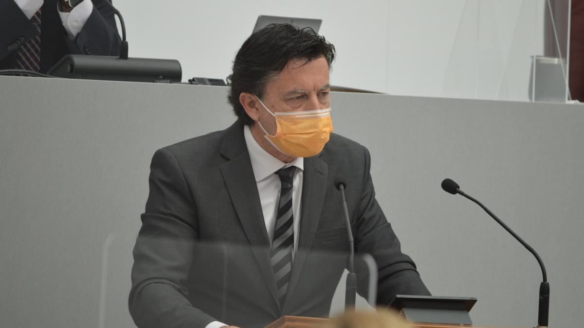 Juan José Molina, secretario de Comunicación de Ciudadanos