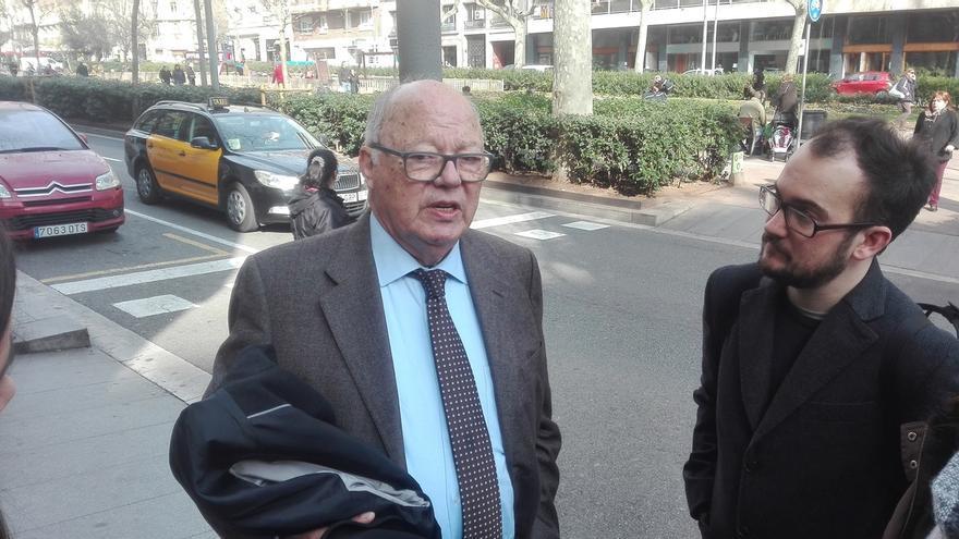 El PDeCAT lamenta la muerte del cofundador de CDC Jacint Borràs