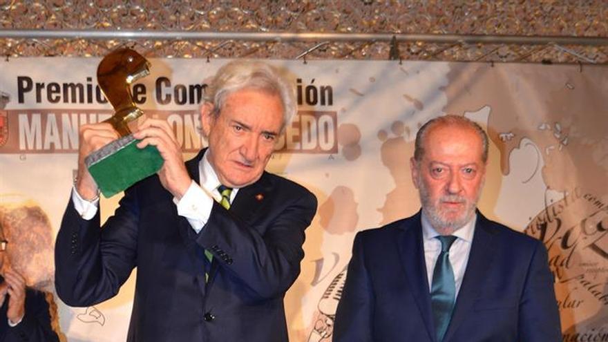 """Luis del Olmo: """"Uno se puede jubilar de la radio, pero nunca retirarse"""""""