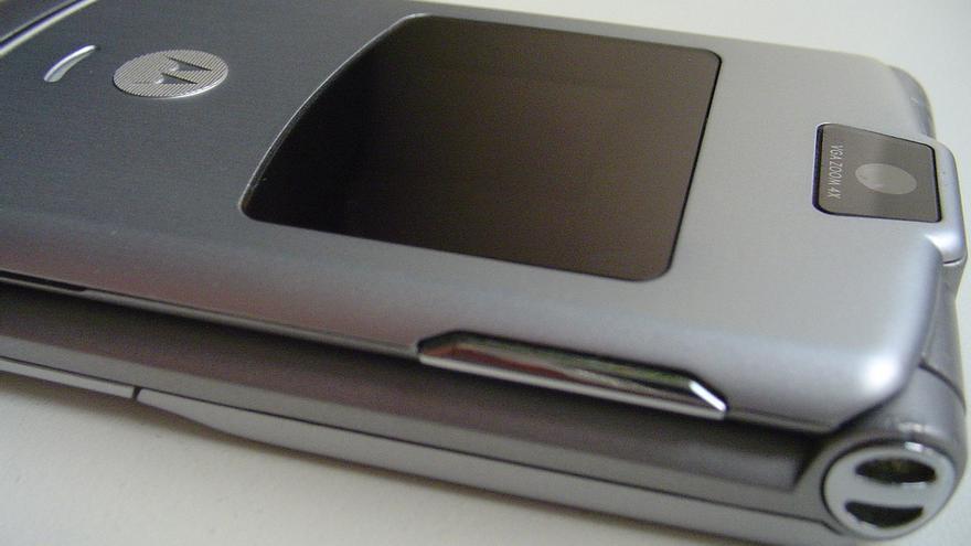 Motorola Razr V3 (Foto: Empoor)