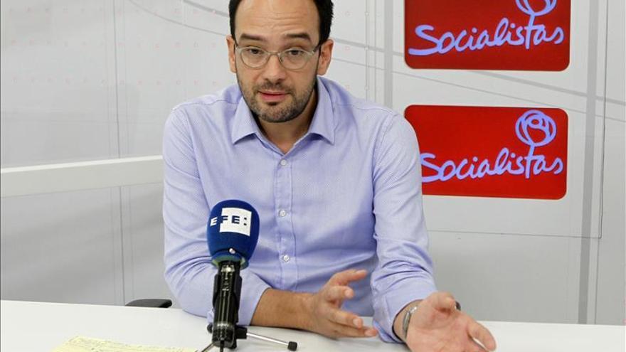 El PSOE abrirá una ronda con partidos para consensuar medidas anticorrupción