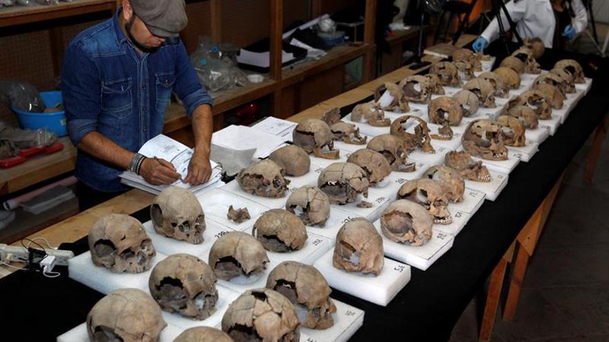 Macabro hallazgo arqueológico cuestiona hipótesis sobre sacrificios aztecas