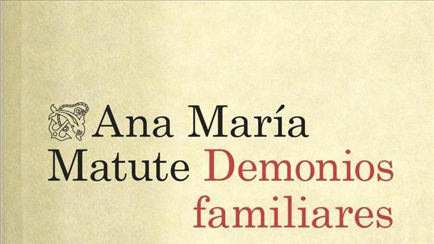 """Demonios literarios"", la ""intensa y pasional"" novela póstuma de Ana María Matute"