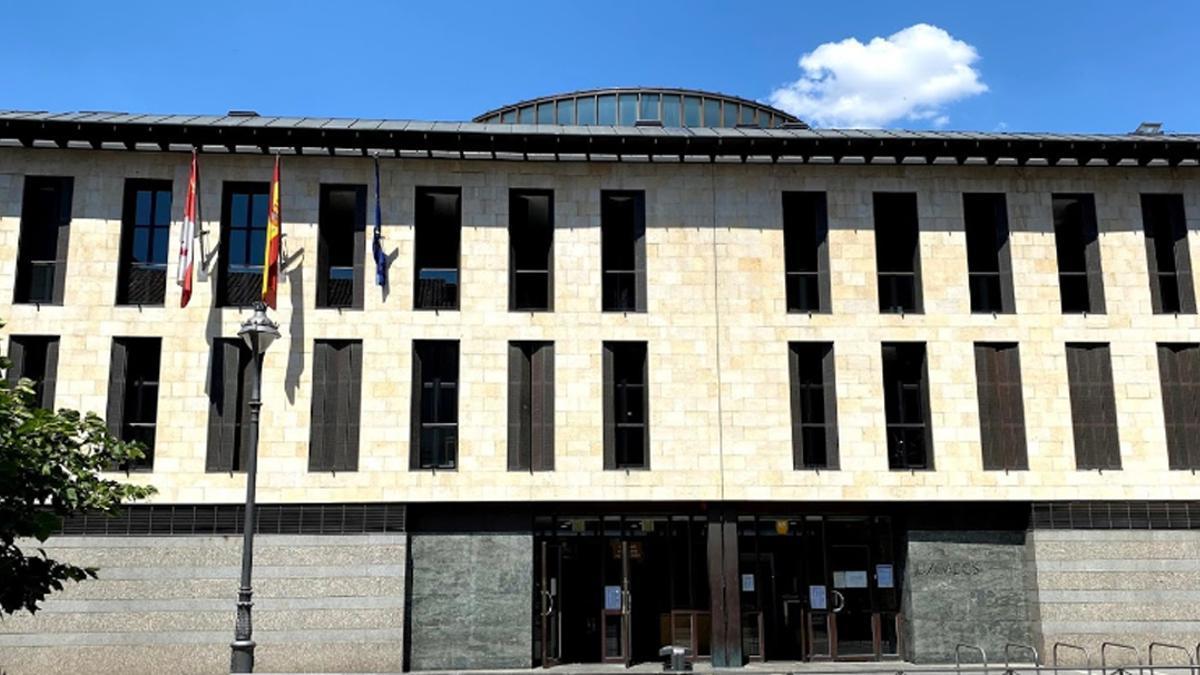 Los juzgados de Valladolid en una imagen de archivo.