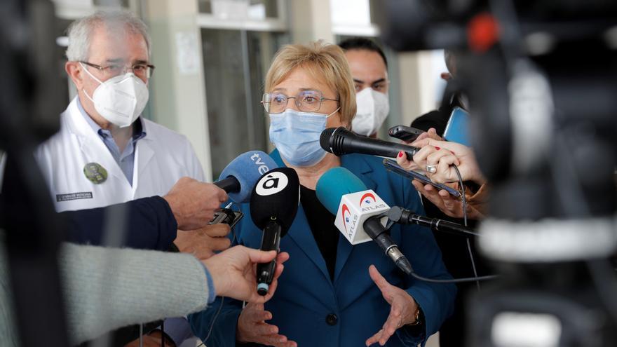La Comunidad Valenciana: Las comunidades no pueden tomar medidas independientes ante las vacunas