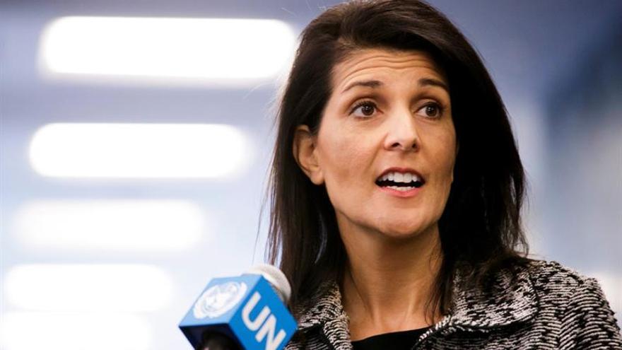 """EE.UU. quiere cambiar la cultura de """"club"""" del Consejo de Seguridad de la ONU"""
