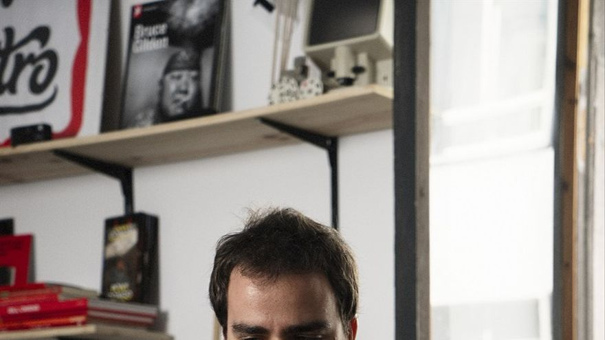 Noel Ceballos. Foto: Alejandro Cascallana