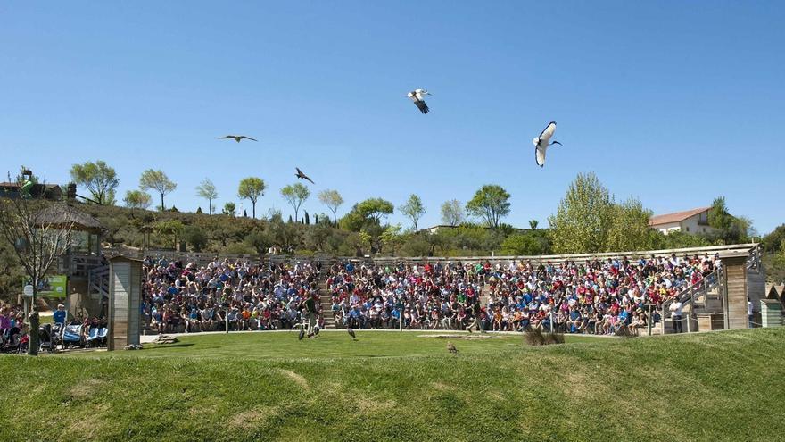 Sendaviva alcanzó los 187.035 visitantes en 2014, cerca de un 20% más que el año anterior