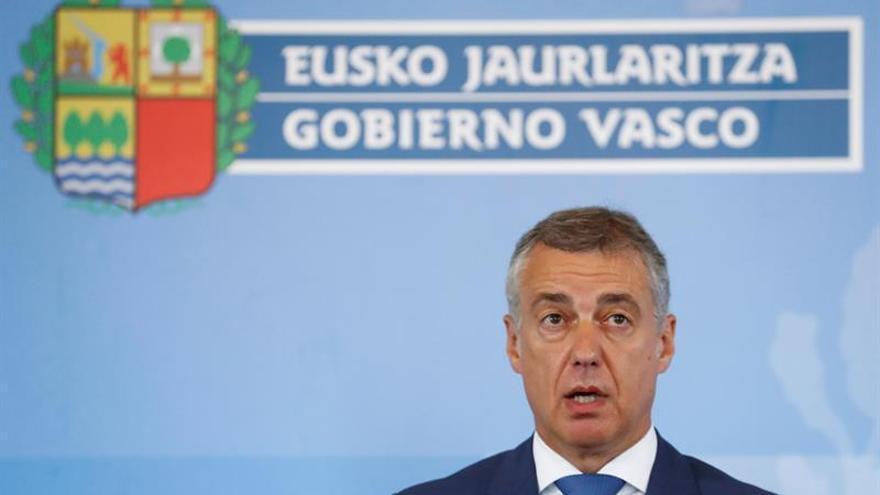 Urkullu reclama un consenso sobre autogobierno más allá de PNV y EH Bildu