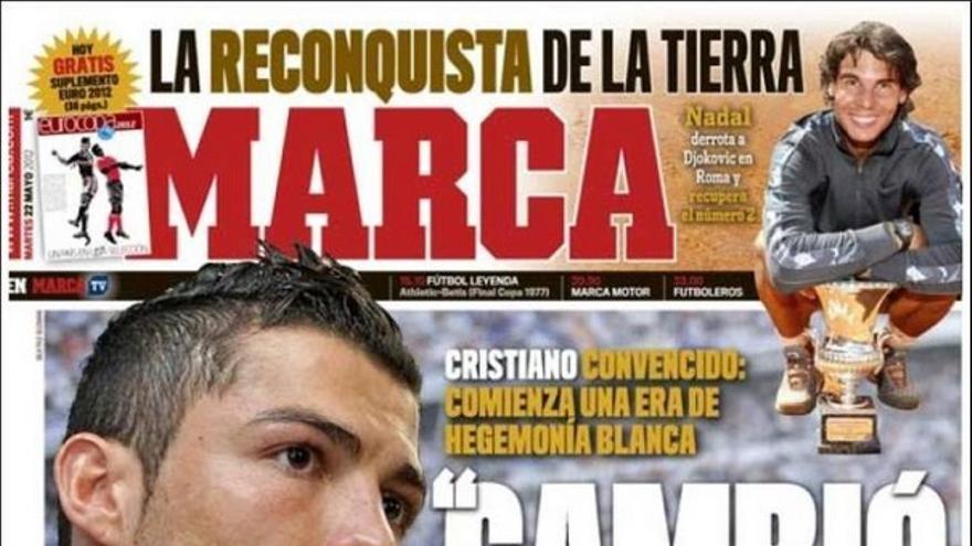 De las portadas del día (22/05/2012) #12