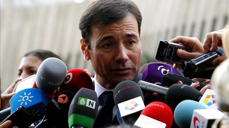 Tomás Gómez dice que en el Partido Socialista no hay Bárcenas ni sobres