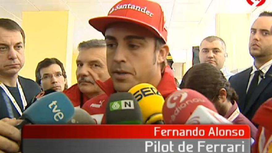 Fernando Alonso Canal 9