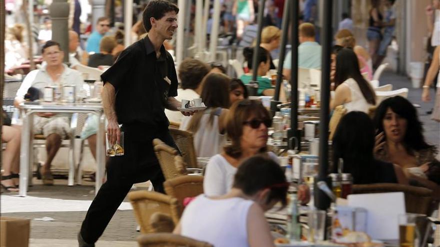 La afiliación a la Seguridad Social en el sector turístico sube un 4,3 % en abril