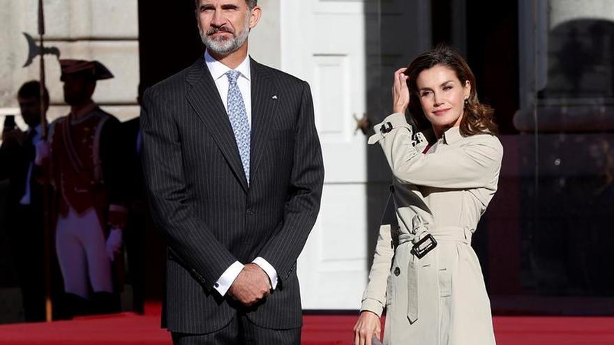 """Los Reyes de España envían condolencias a Egipto por el """"irracional"""" atentado"""