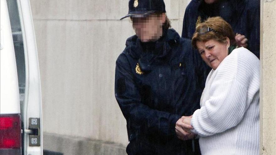 Imputada por falso testimonio la mujer del asesino de la niña Mari Luz